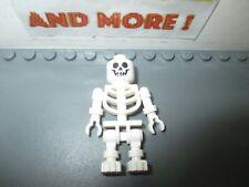 Lego - Minifigures - Skeleton with Standard Skull gen001