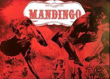 BLAXPLOITATION -  ESCLAVAGE - James MASON - SUSAN GEORGES Synopsis CIC MANDINGO