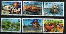 Guernsey 1982 SG#253-8 La Societe Guernesiaise MNH Set #D67739