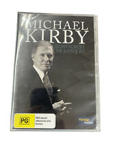 Michael Kirby Don't Forget The Justice Bit - DVD VGC