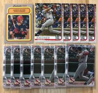 (x40 Lot) Andrew Knizner (1st Bowman) Rookie RC St. Louis Cardinals 2019 Bowman