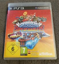 Ps3 Skylanders Superchargers Game Replacement Playstation 3