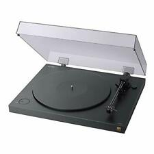 Sony Ps-Hx500 Stereo Record Player Supports High Resolution File Format