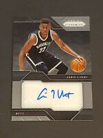 2016 Panini Prizm Auto Caris LeVert RC Autograph Rookie Brooklyn Nets