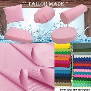 PL21-TAILOR MADE Lt-Pink Outdoor Waterproof Sun Umbrella Patio sofa seat cover