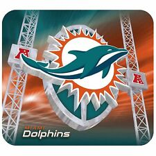 Miami Dolphins NFL Mouse Pad-Full Color By Hunter Mfg./Ships Free!!