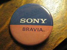 Sony Bravia Television Japan Video Logo Advertisement Pocket Lipstick Mirror