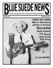 Blue Suede News 22 H. Williams J. Burnette R. Nelson