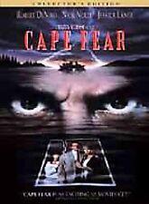 Cape Fear (DVD, 2001, 2-Disc Set, Collectors Edition)