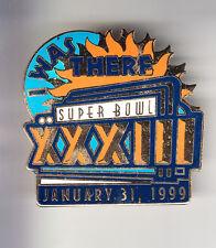 RARE PINS PIN'S .. FOOTBALL SOCCER USA SUPER BOWL BRONCOS FALCONS MIAMI 6 ~BO