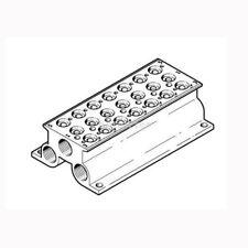 H● FESTO CPE18-PRS-3/8-7 Connector Block 543844 26 mm
