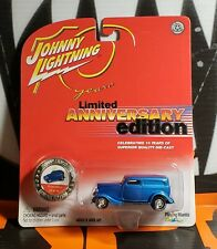 2004 JOHNNY LIGHTNING LIMITED ANNIVERSARY EDITION  ** '33 FORD DELIVERY ** #13