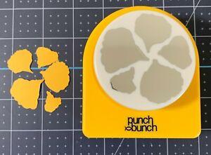 Punch Bunch Mega BEGONIA PETALS Flower Paper Punch Card Craft Bouquet