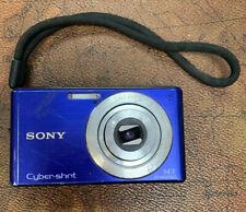 Sony Cyber-shot DSC-W530 14.1MP Digital Camera - Blue NO Battery