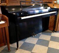 Baldwin Piano circa 1965, Upright black finish matte