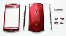 Red Housing Cover Fascia case for Sony Ericsson Xperia Neo MT15 MT15i Red  -010