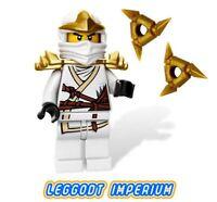 LEGO Minifigure - Zane ZX - Ninjago njo031 FREE POST