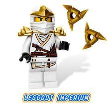 LEGO Minifigure - Zane ZX - Ninjago njo053 FREE POST