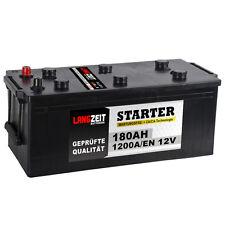 1250A//EN Traktor Schlepper 155Ah 170Ah LKW Starterbatterie Batterie 180Ah