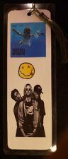 """Rock & Roll 1990's - Bookmark Hand Made - Choose Artist (A - M) 5 ml - 8""""x3"""""""