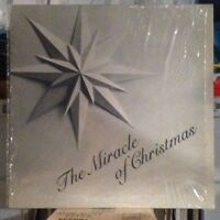 St. Christopher Choir (Detroit) - The Miracle Of Christmas - Near MINT vinyl LP