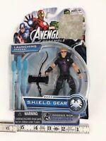 "Marvel Universe Avengers Assemble Hawkeye SHIELD Gear 3.75"" Action Figure SEALED"