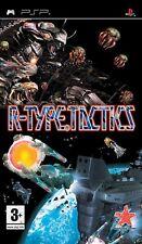 R-Type Tactics PSP UMD PlayStation Video Juego UK release