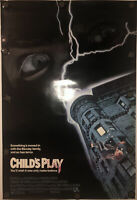 CHILD'S PLAY Original One Sheet Movie Poster - 1988 - ROLLED!