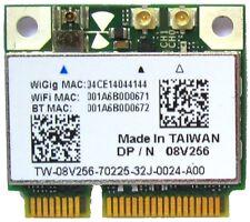 + Dell DW1601 QCA9005 802.11a/g/n 300Mbit/s WLAN+Bluetooth Mini PCI Express +
