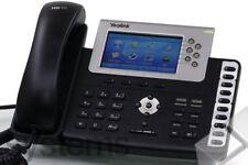 YEALINK sip-t38g Gigabit VoIP SIP TELEFONO DISPLAY A COLORI/COLOR IP Phone