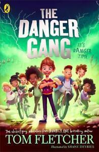 The Danger Gang (Paperback) by Tom Fletcher NEW Paperback