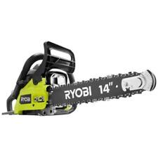 Ryobi 14 in. 37cc 2 Cycle Gas Powered Chainsaw RY3714