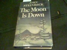 The Moon is Down by John Steinbeck 1st edition  ed16