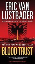Blood Trust (Jack McClure/Alli Carson Novels), Lustbader, Eric Van, Good Conditi