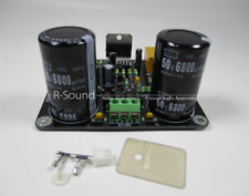 TDA7294 100W HIFI Mono Power Amplifier Board KA5532 UPC1237 AMP 90X90mm