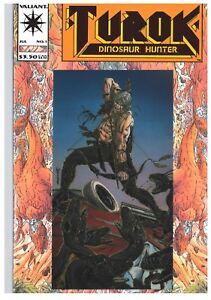 Valiant Turok Dinosaur Hunter  1  1993