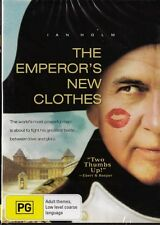 THE EMPEROR'S NEW CLOTHES - IAN HOLM - NEW & SEALED R4 DVD FREE LOCAL POST