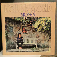 "NEIL DIAMOND - Stones - 12"" Vinyl Record LP - EX"