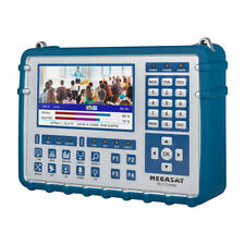 Megasat Sat-Messgerät HD 5 Combo, für DVB-S/S2/S2X, DVB-T/T2, DVB-C/C2, Live-TV-