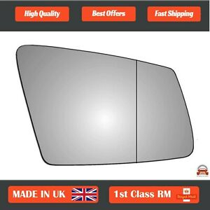 Right Driver side Wide Angle Wing Mirror Glass Mercedes A Class 2013-2018 541RAS