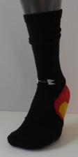Under Armour Men's C1N Cam Newton Swag Man Training Crew Socks Size L 1 Pair !!