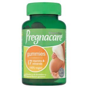 Vitabiotics Pregnacare - 60 Natural Strawberry Flavour Gummies