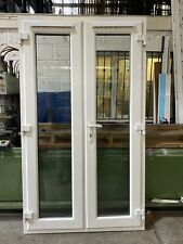 REFURBISHED UPVC PATIO FRENCH DOORS 1190mm Wide By 2065mm Height (FR200)