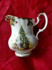 Royal Albert Christmas Magic Old Country Roses Creamer Ewer Pitcher