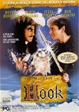 HOOK 1992  (ROBIN WILLIAMS classic) COLLECTOR'S EDITION DvD region 4