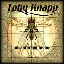 Misantrophy Divine Toby Knapp Audio CD