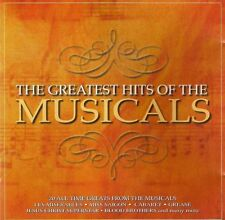 THE GREATEST HITS FROM THE MUSICALS<>cd album ~