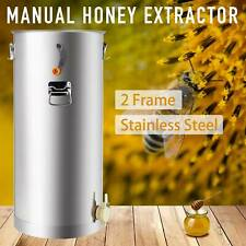 HONEY EXTRACTOR BUILD YOUR OWN AT FRACTION OF COST