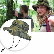 Cappello da Sole Mimetico Giungla Militare Tattica Caccia Pesca Viaggio Montagna