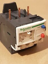 Schneider electric  thermal overload relay no/nc lrd35 tests 38a 3 pole